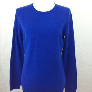 Charter Club Luxury 2 Ply 100% Cashmere Sweater
